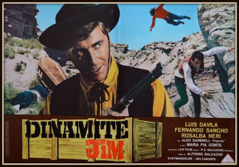Dynamite Jim - Dynamita Jim - Dinamite Jim - 1966 - Alfonso Balcazar - _57bbb10