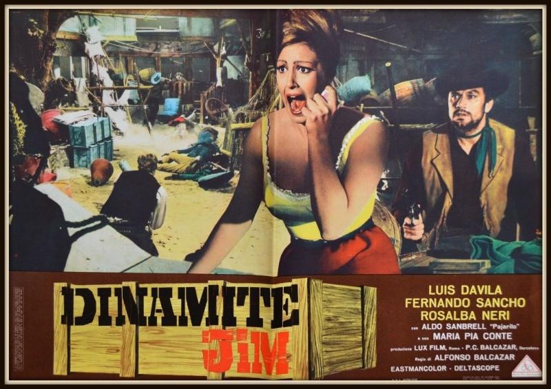 Dynamite Jim - Dynamita Jim - Dinamite Jim - 1966 - Alfonso Balcazar - _57ded10