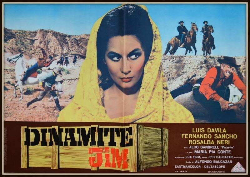 Dynamite Jim - Dynamita Jim - Dinamite Jim - 1966 - Alfonso Balcazar - _57mmm10