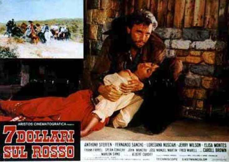 Gringo Joue sur le Rouge (7 Dollarisul Rosso) - 1966 - Alberto Cardone If-7do10