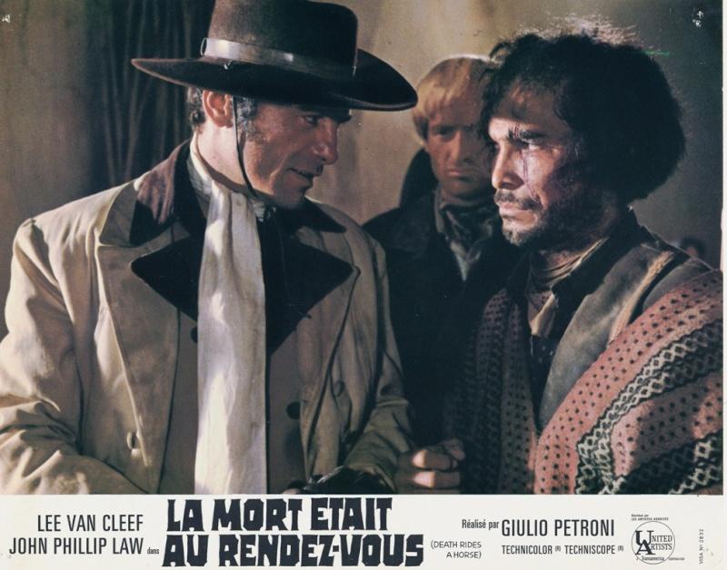 La mort était au rendez-vous - Da Uomo a Uomo - 1967 - Giulio Petroni - Page 2 La-mor10