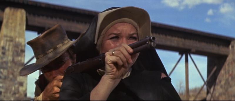 Sierra Torride -Two mules for Sister Sara -1969 . Don Siegel . Vlcsna10