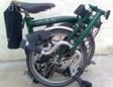 Sac de selle rapide à enlever pour vélo pliable? Photo120