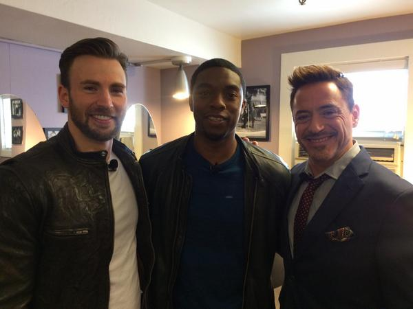 Chadwick Boseman Is 'Black Panther', Suit Concept Art Revealed Bosema10