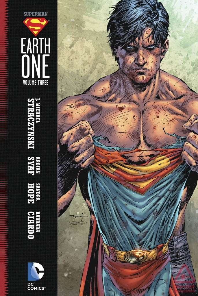 Superman Earth One Vol. 1, Vol. 2, Vol. 3 (spoilers) - Page 3 Seo10