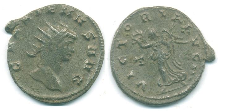 Antoninien de Gallien pour Rome Antonn10