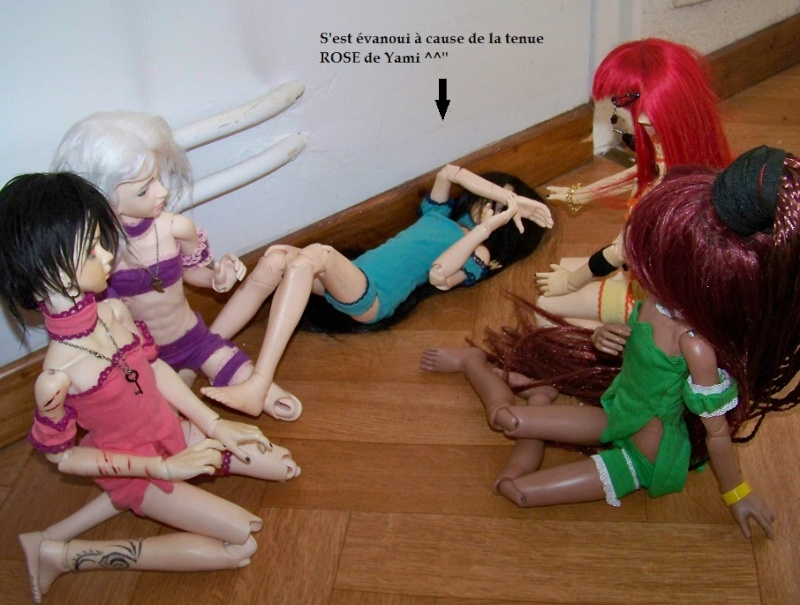 [La petite troupe de Vicky] L'ange millénaire (p11) - Page 8 100_5727