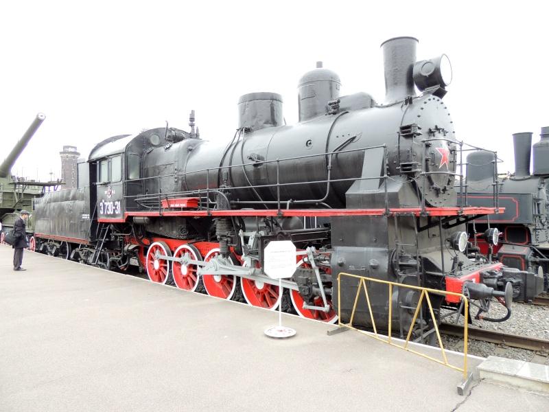 Центральный музей Октябрьской железной дороги в Санкт-Петербурге Dscn1514