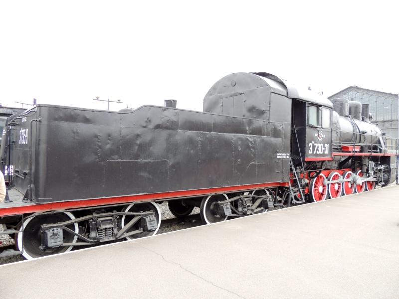 Центральный музей Октябрьской железной дороги в Санкт-Петербурге Dscn1515