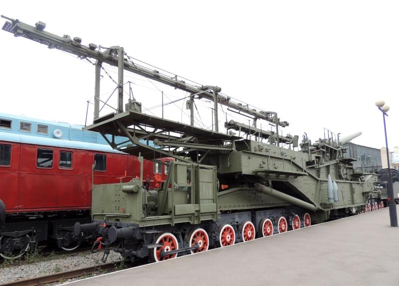 Центральный музей Октябрьской железной дороги в Санкт-Петербурге Dscn1517