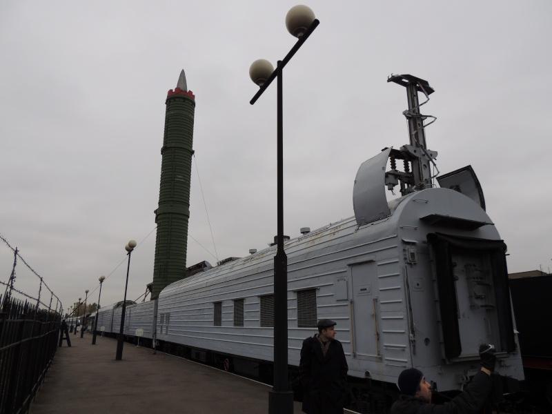 Центральный музей Октябрьской железной дороги в Санкт-Петербурге Dscn1522