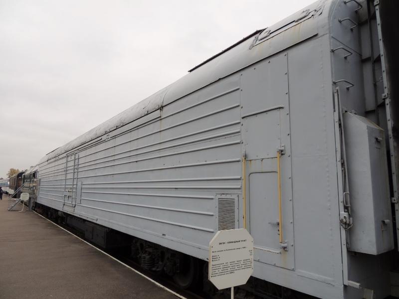 Центральный музей Октябрьской железной дороги в Санкт-Петербурге Dscn1523