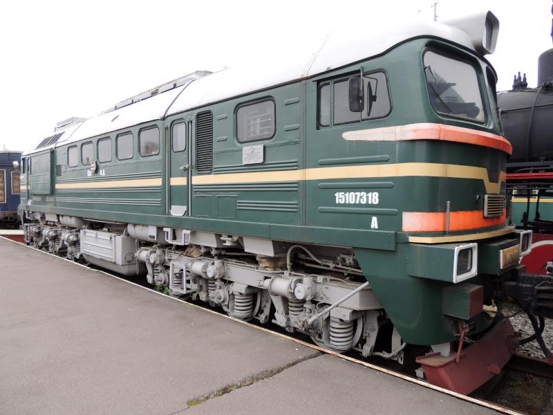 Центральный музей Октябрьской железной дороги в Санкт-Петербурге Dscn1526