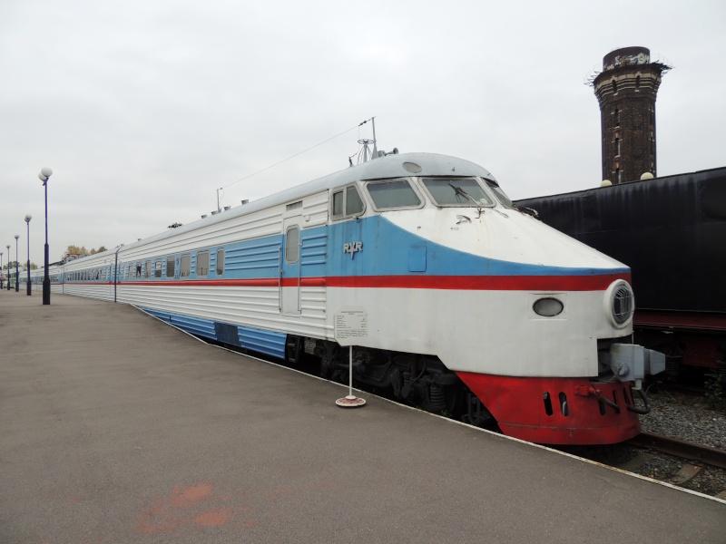 Центральный музей Октябрьской железной дороги в Санкт-Петербурге Dscn1626