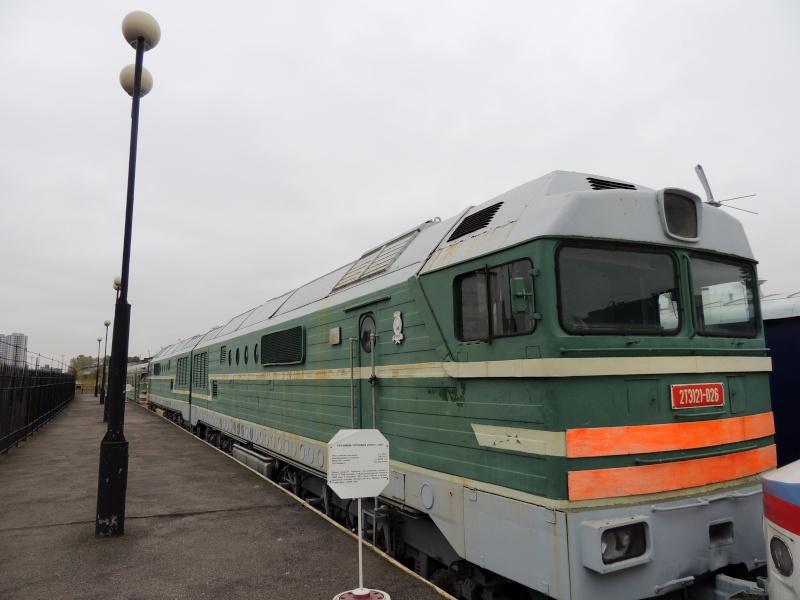 Центральный музей Октябрьской железной дороги в Санкт-Петербурге Dscn1627