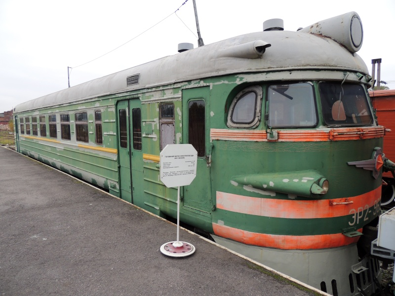 Центральный музей Октябрьской железной дороги в Санкт-Петербурге Dscn1629