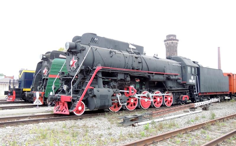 Центральный музей Октябрьской железной дороги в Санкт-Петербурге Dscn1630