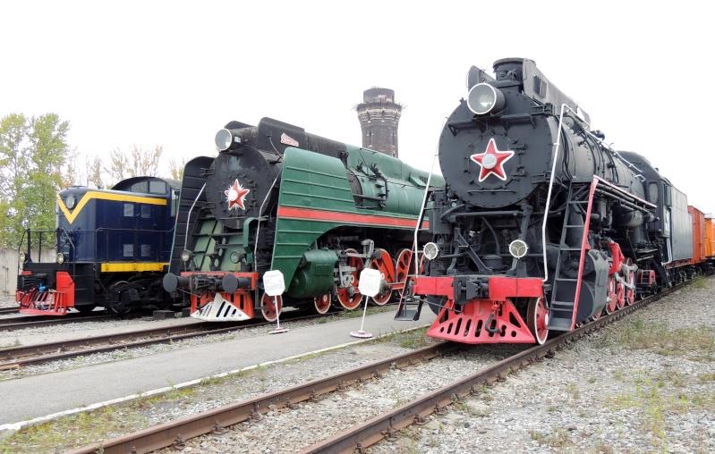 Центральный музей Октябрьской железной дороги в Санкт-Петербурге Dscn1631
