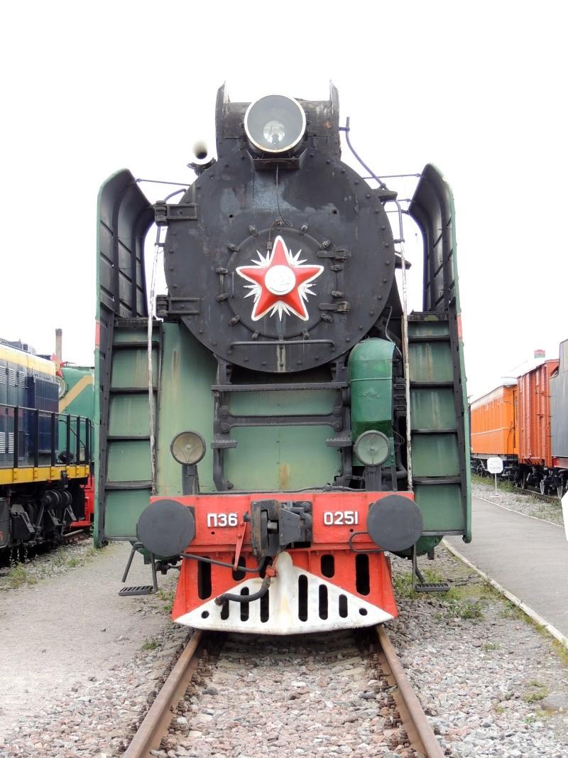 Центральный музей Октябрьской железной дороги в Санкт-Петербурге Dscn1632