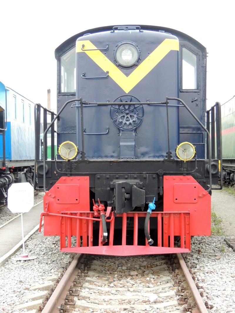 Центральный музей Октябрьской железной дороги в Санкт-Петербурге Dscn1633