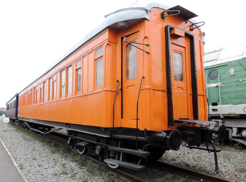 Центральный музей Октябрьской железной дороги в Санкт-Петербурге Dscn1636