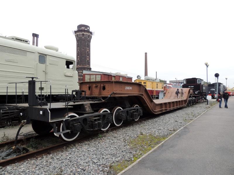 Центральный музей Октябрьской железной дороги в Санкт-Петербурге Dscn1639