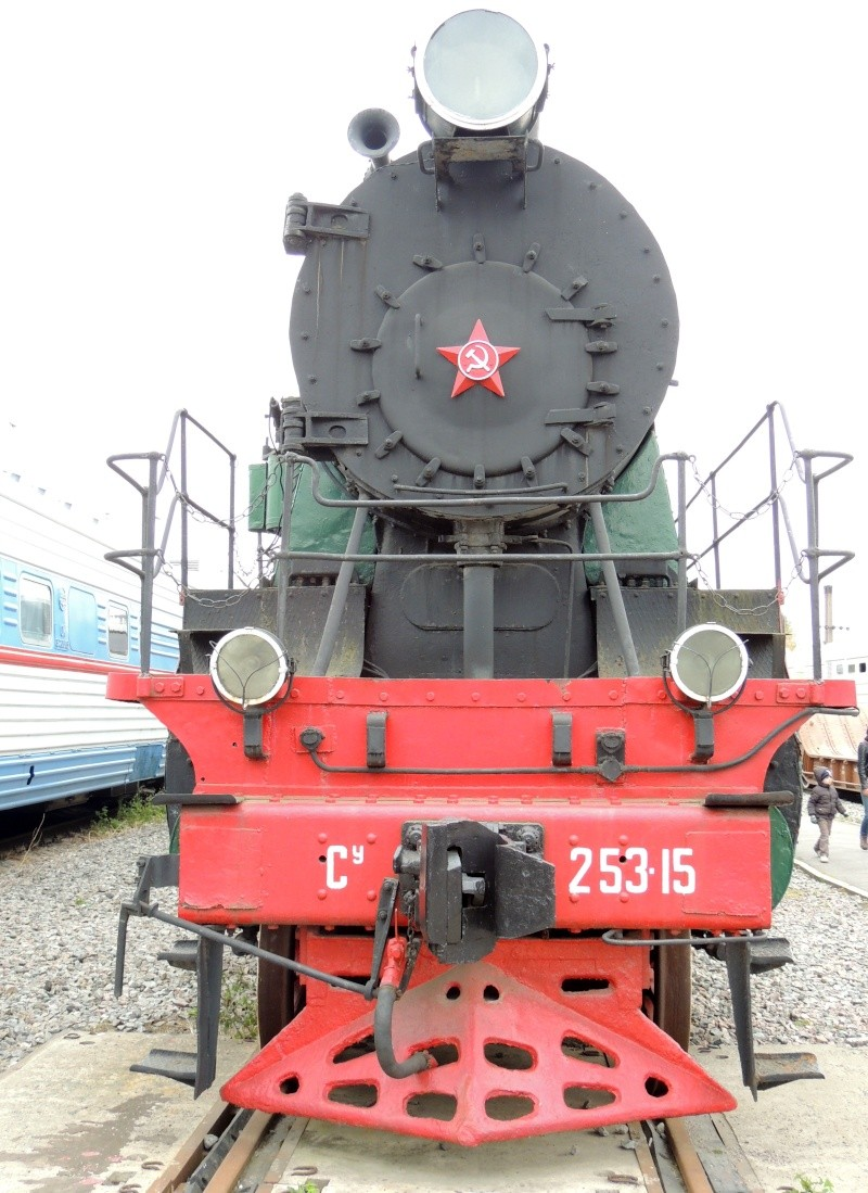 Центральный музей Октябрьской железной дороги в Санкт-Петербурге Dscn1640