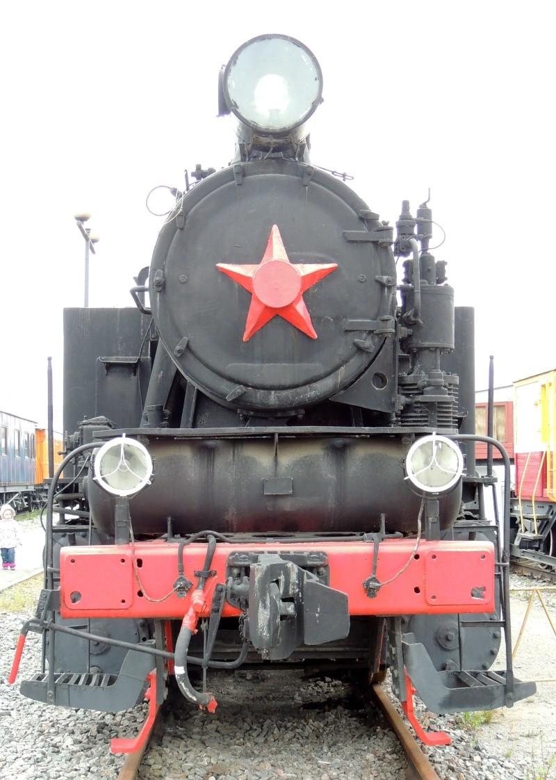 Центральный музей Октябрьской железной дороги в Санкт-Петербурге Dscn1642