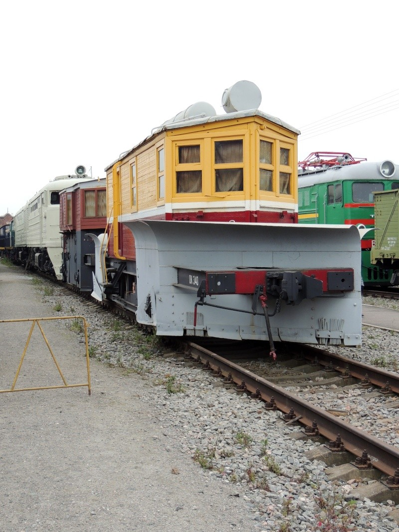 Центральный музей Октябрьской железной дороги в Санкт-Петербурге Dscn1643