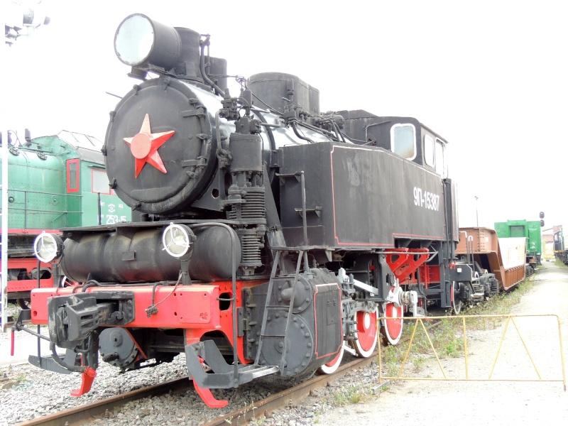 Центральный музей Октябрьской железной дороги в Санкт-Петербурге Dscn1644
