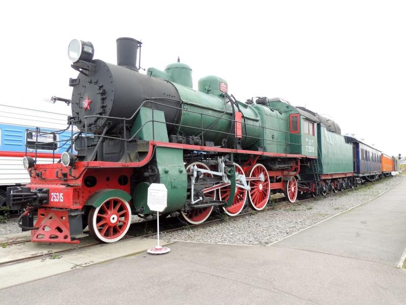 Центральный музей Октябрьской железной дороги в Санкт-Петербурге Dscn1645