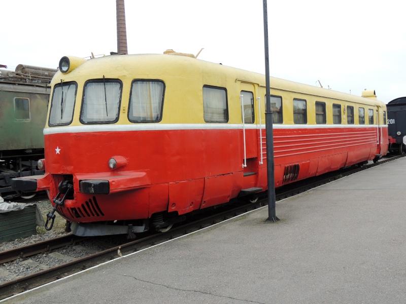 Центральный музей Октябрьской железной дороги в Санкт-Петербурге Dscn1647