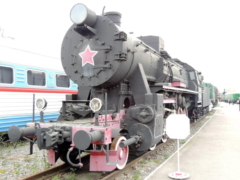 Центральный музей Октябрьской железной дороги в Санкт-Петербурге Dscn1648