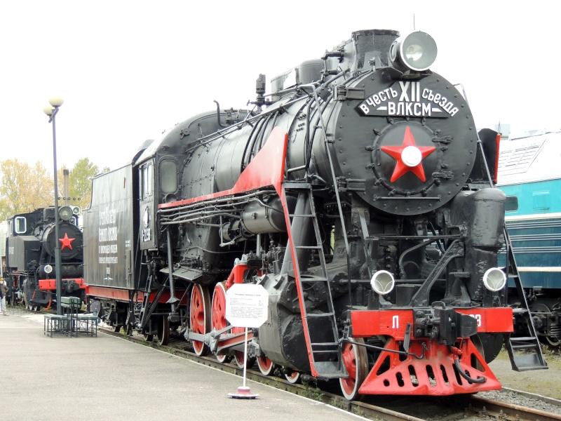 Центральный музей Октябрьской железной дороги в Санкт-Петербурге Dscn1649