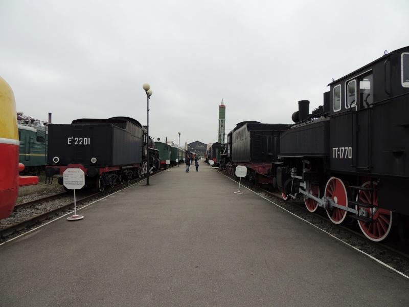 Центральный музей Октябрьской железной дороги в Санкт-Петербурге Dscn1650