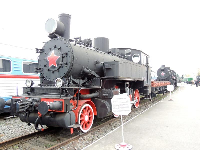 Центральный музей Октябрьской железной дороги в Санкт-Петербурге Dscn1651