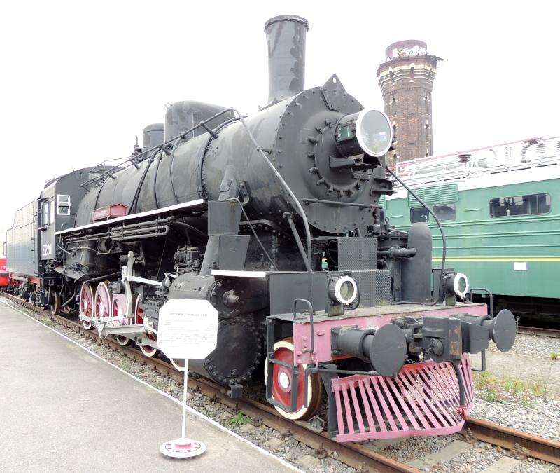 Центральный музей Октябрьской железной дороги в Санкт-Петербурге Dscn1652