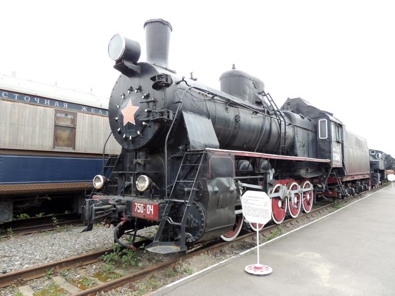 Центральный музей Октябрьской железной дороги в Санкт-Петербурге Dscn1653