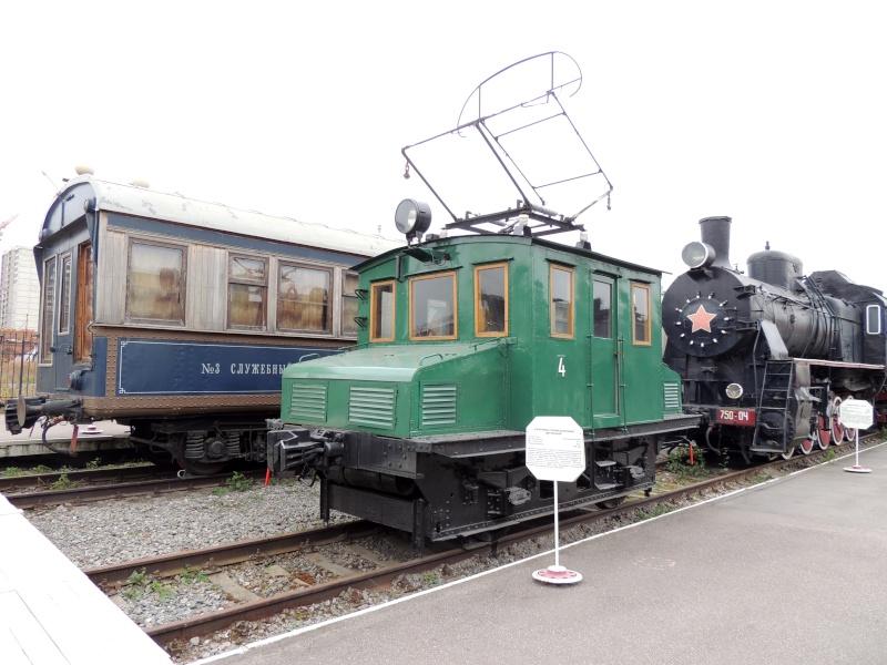 Центральный музей Октябрьской железной дороги в Санкт-Петербурге Dscn1654