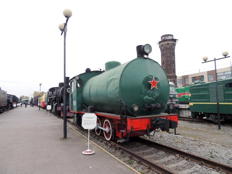 Центральный музей Октябрьской железной дороги в Санкт-Петербурге Dscn1656