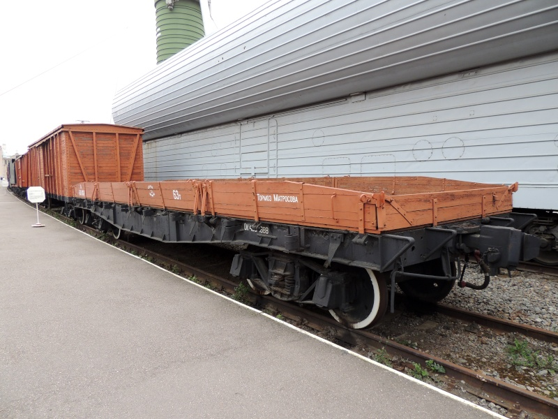 Центральный музей Октябрьской железной дороги в Санкт-Петербурге Dscn1658
