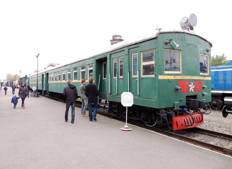 Центральный музей Октябрьской железной дороги в Санкт-Петербурге Dscn1660