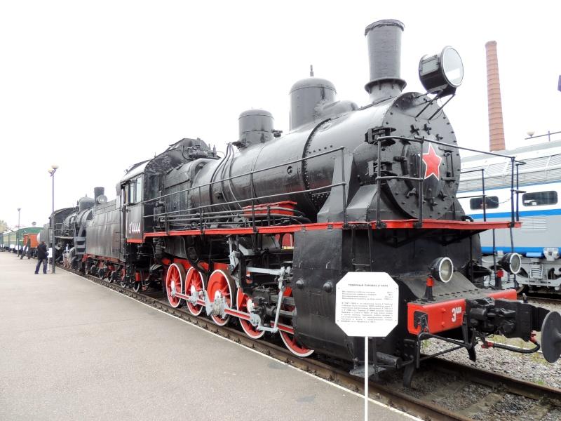 Центральный музей Октябрьской железной дороги в Санкт-Петербурге Dscn1663