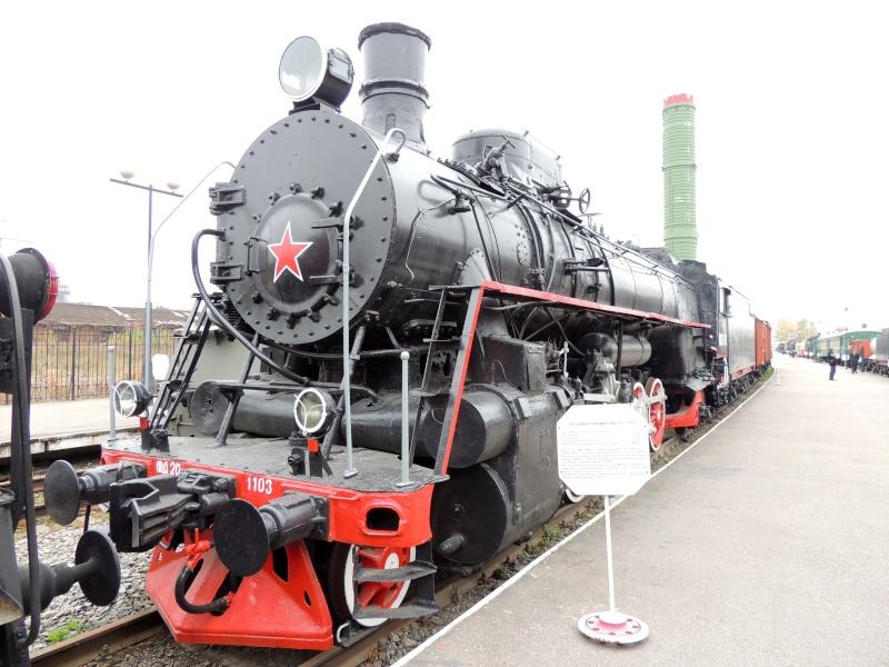 Центральный музей Октябрьской железной дороги в Санкт-Петербурге Dscn1664