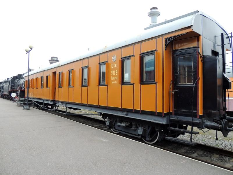 Центральный музей Октябрьской железной дороги в Санкт-Петербурге Dscn1666