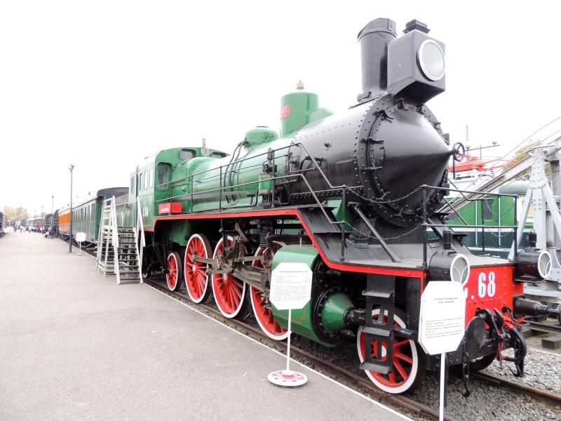 Центральный музей Октябрьской железной дороги в Санкт-Петербурге Dscn1673
