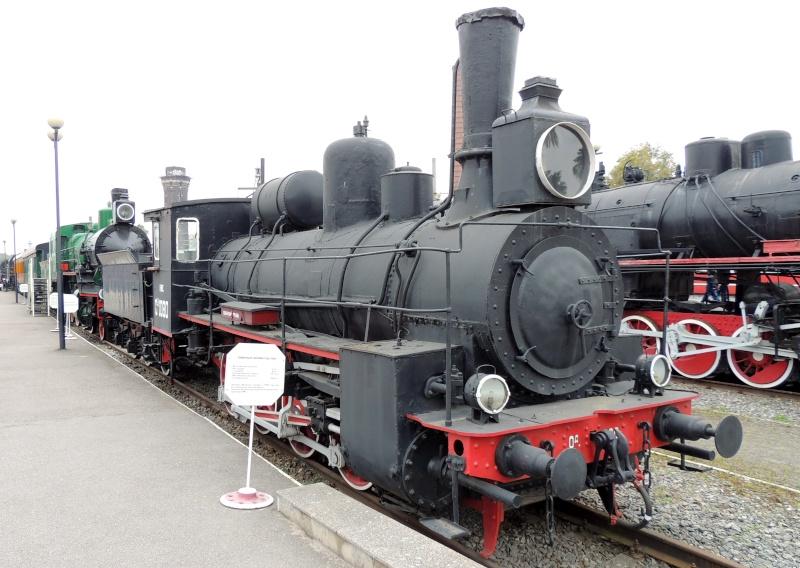 Центральный музей Октябрьской железной дороги в Санкт-Петербурге Dscn1675