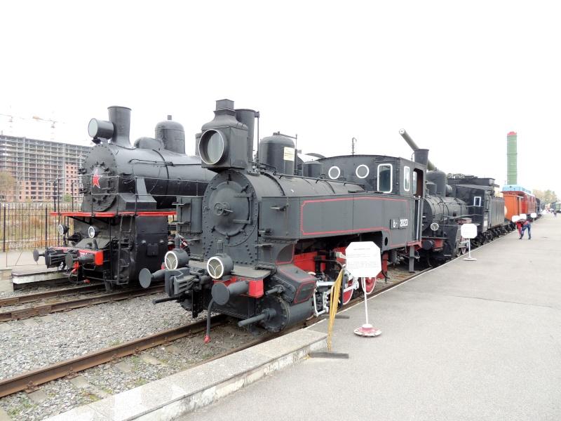 Центральный музей Октябрьской железной дороги в Санкт-Петербурге Dscn1676