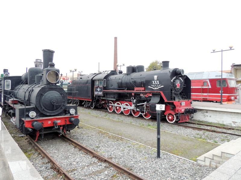 Центральный музей Октябрьской железной дороги в Санкт-Петербурге Dscn1677