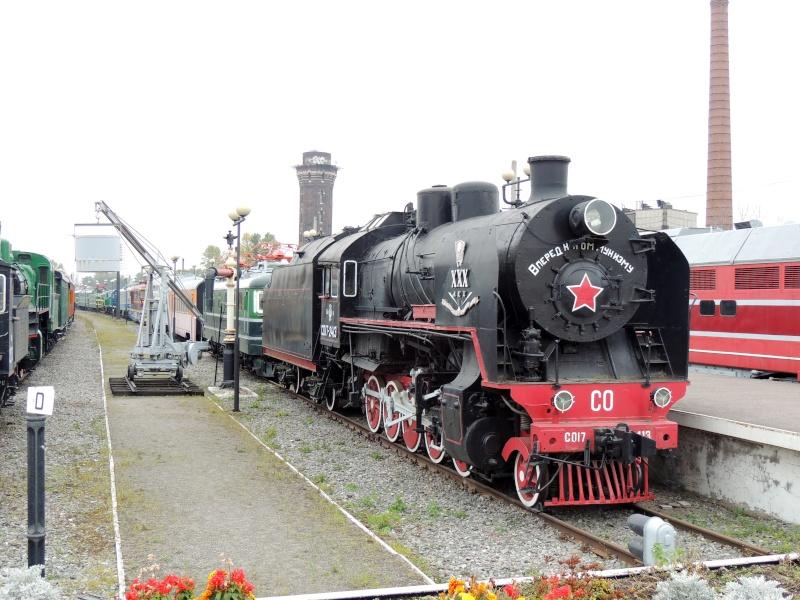 Центральный музей Октябрьской железной дороги в Санкт-Петербурге Dscn1678